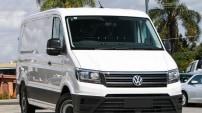Volkswagen Crafter 2021