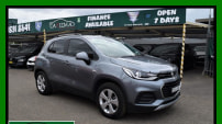 Holden Trax 2019
