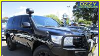 Toyota Landcruiser 2016