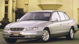 WH series II Holden Statesman.