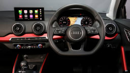 2018 Audi Q2 Sport 2.0 TFSI Quattro.