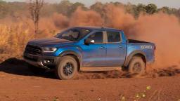 Ford defends Raptor's missing safety