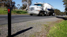 Australia's road toll is falling in every state except one