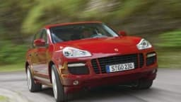 Fifth Gear Porsche Cayenne GTS vs BMW X5 video