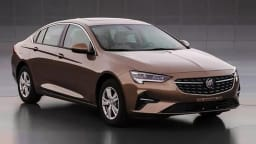 2020 Holden Commodore leaked in Buick guise