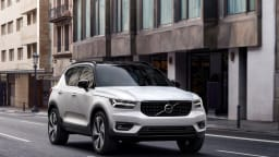 Volvo's new XC40 is beautifully presented inside and out.
