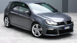 Volkswagen Golf R Review