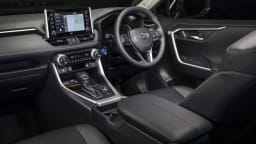2020 best medium suv toyota rav4 interior