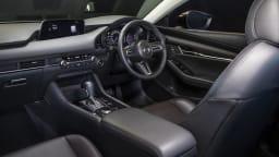 2020 best small car finalist mazda 3 interior