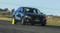 2020 best small car finalist mazda 3 road test