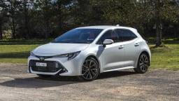 2020 best small car finalist toyota corolla exterior