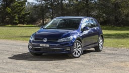 2020 best small car finalist volkswagen golf exterior