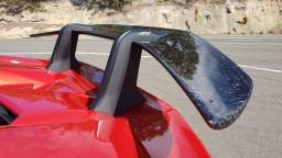 2020 best sports car over $100k lamborghini huracan performante exterior rear