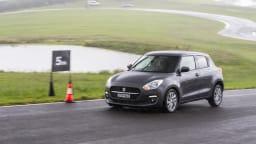 2021 best city car finalist suzuki exterior road test