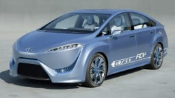 Toyota In Tokyo: Hydrogen And Electric Concepts To Star