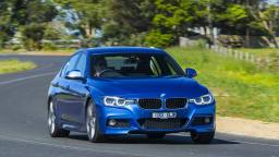 2017 BMW 3-Series.