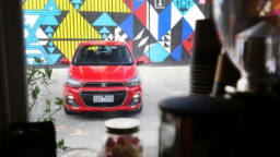 Holden to offer free ice cream