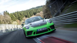 Porsche's road racer joins six-minute Nurburgring club