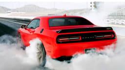 It's Official: Dodge Challenger SRT Hellcat Makes 527kW, 881Nm.