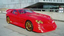 Mercedes-Benz SLR McLaren 999 Red Gold Dream: Whose Dream, Exactly?