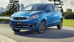 2016 Mitsubishi Mirage Sedan And Hatch - Price And Features For Australia