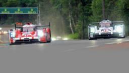 2015 Le Mans 24-Hour: 1-2 For Porsche Hybrid, Webber Second