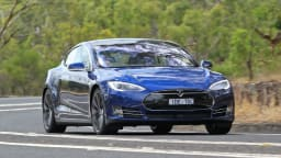 Tesla Model S P90D REVIEW - The Future Is Now