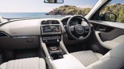 2016 Jaguar F-Pace Portfolio.