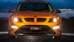 Holden owners look to cash in on last Aussie V8
