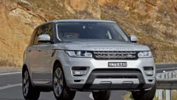 The biggest compromise with the Range Rover Sport Hybrid is its lofty purchase price.