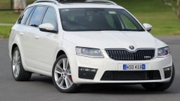 2014 Skoda Octavia RS Wagon Review: 162TSI Petrol Auto