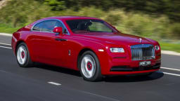 Rolls-Royce Wraith quick spin review