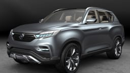SsangYong LIV-1 Concept Revealed