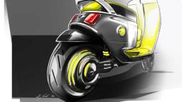 MINI E Electric Scooter