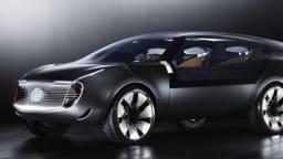 Diesel-electric Renault Ondelios Concept to be Unveiled at Paris