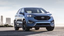 Ford Expands ST Range With US-Market Edge ST SUV