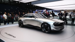 2018 Paris motor show wrap