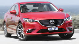 Mazda6 Review: 2015 Atenza Diesel - Smooth As Silk