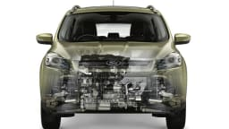 2015 Ford Kuga: Engines Upgraded for Australia, On Sale January