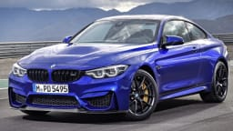 2018 BMW M4 CS - Price And Features For Australia