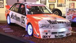 Peter Brock's 1984 VK Holden Commodore