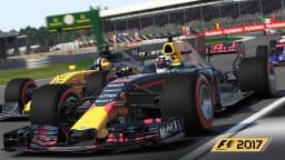 Daniel Ricciardo features in F1 2017