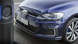 Volkswagen Golf GTE plug-in electric hybrid