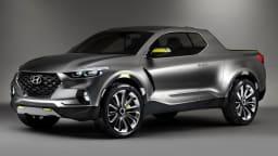 Hyundai Santa Cruz Ute Confirmed - Production Announcement Pending