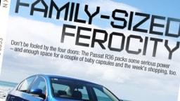 2008 Volkswagen Passat R36 Road Test Review