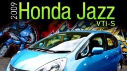 2009 Honda Jazz VTi-S Road Test Review