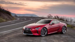 2017 Lexus LC 500 & LC 500h First Drive Review   One Coupe In Two Distinct Flavours
