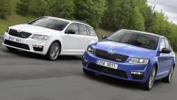 Skoda Adds AWD To Octavia RS Diesel - Updated