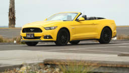 Ford Mustang GT Convertible REVIEW  | Plenty Of Passion, But Execution Falls Short