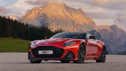 Aston Martin DBS Superleggera 2018 Review